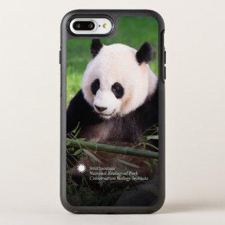 Funda OtterBox Symmetry Para iPhone 8 Plus/7 Plus Panda gigante Mei Xiang