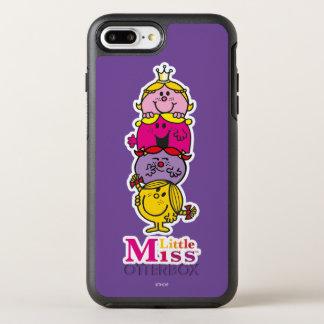 Funda OtterBox Symmetry Para iPhone 8 Plus/7 Plus Pequeña pequeña Srta. Standing Tall de la Srta. el