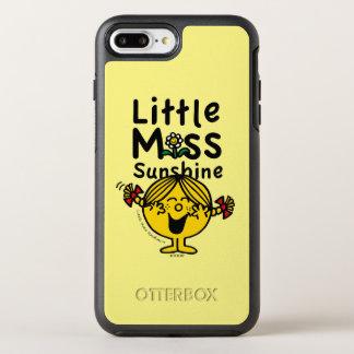 Funda OtterBox Symmetry Para iPhone 8 Plus/7 Plus Pequeña pequeña Srta. Sunshine Laughs de la Srta.