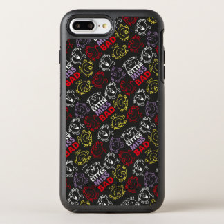 Funda OtterBox Symmetry Para iPhone 8 Plus/7 Plus Pequeña Srta. Bad modelo negro, rojo y amarillo