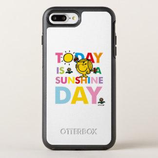 Funda OtterBox Symmetry Para iPhone 8 Plus/7 Plus Pequeña Srta. Sunshine el | es hoy un día de la