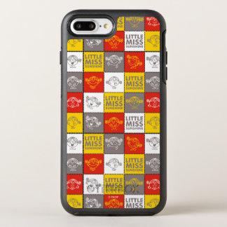 Funda OtterBox Symmetry Para iPhone 8 Plus/7 Plus Pequeña Srta. Sunshine modelo rojo y amarillo del