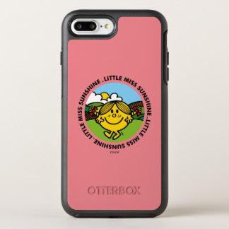 Funda OtterBox Symmetry Para iPhone 8 Plus/7 Plus Pequeño círculo de la sol de Srta. Sunshine el |