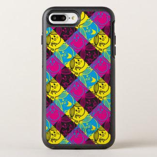 Funda OtterBox Symmetry Para iPhone 8 Plus/7 Plus Pequeño modelo de neón de Srta. Sunshine el |