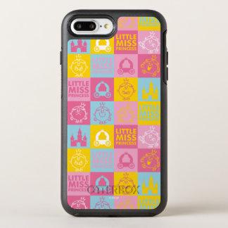 Funda OtterBox Symmetry Para iPhone 8 Plus/7 Plus Pequeño modelo en colores pastel bonito de la