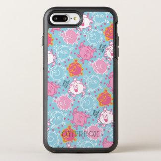 Funda OtterBox Symmetry Para iPhone 8 Plus/7 Plus Pequeño modelos rosados de la Srta. princesa | y