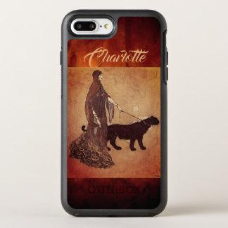 Funda OtterBox Symmetry Para iPhone 8 Plus/7 Plus Reina de la bella arte de Edmund Dulac de las
