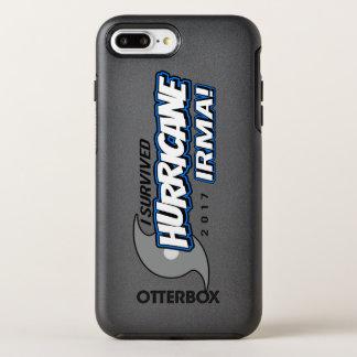 Funda OtterBox Symmetry Para iPhone 8 Plus/7 Plus Sobreviví el huracán Irma IPhone 7/8 Nutria-box