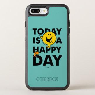 Funda OtterBox Symmetry Para iPhone 8 Plus/7 Plus Sr. Happy el | es hoy un día feliz