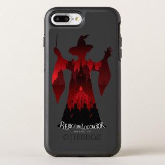 Funda OtterBox Symmetry Para iPhone 8 Plus/7 Plus Statue Army de Harry Potter el   de profesor