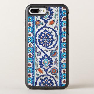 Funda OtterBox Symmetry Para iPhone 8 Plus/7 Plus tejas turcas