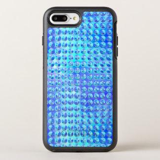 Funda OtterBox Symmetry Para iPhone 8 Plus/7 Plus Vidrio azul nudoso