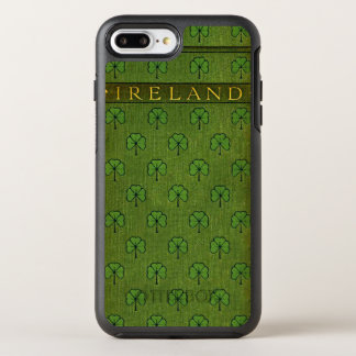 Funda OtterBox Symmetry Para iPhone 8 Plus/7 Plus Vieja cubierta de libro irlandesa