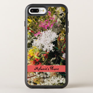 Funda OtterBox Symmetry Para iPhone 8 Plus/7 Plus Wildflowers nativos australianos