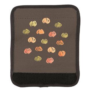 Funda Para Asa De Maleta Abrigo de la manija del equipaje de la calabaza