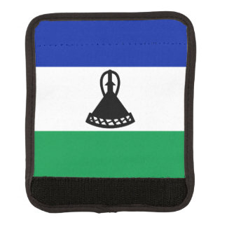 Funda Para Asa De Maleta Bandera de Lesotho