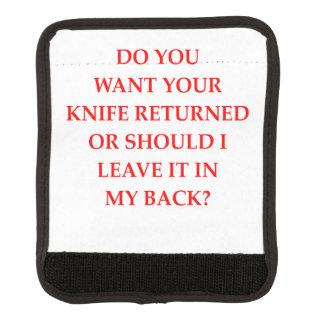 Funda Para Asa De Maleta cuchillo