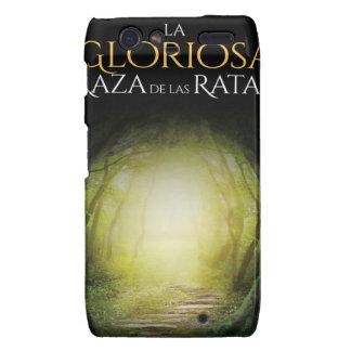 """Funda Para Droid RAZR Portada del libro """"La Gloriosa Raza de las Ratas """""""