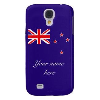 Funda Para Galaxy S4 Bandera de Nueva Zelanda