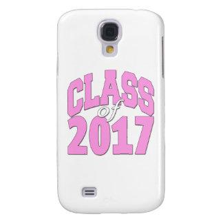 Funda Para Galaxy S4 Clase del rosa 2017