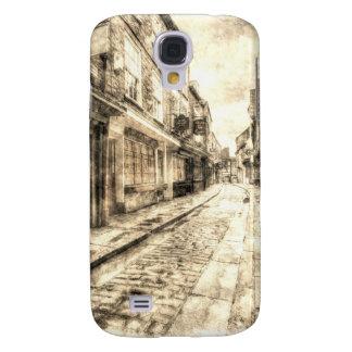 Funda Para Galaxy S4 El vintage de York de la confusión