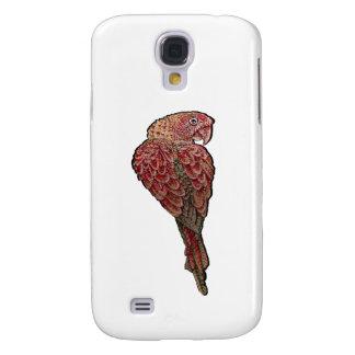 Funda Para Galaxy S4 Escarlata rojo