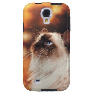 Funda Para Galaxy S4 Gato