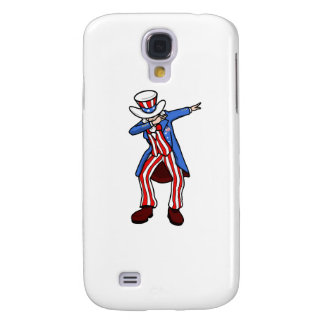 Funda Para Galaxy S4 Lenguado del tío Sam