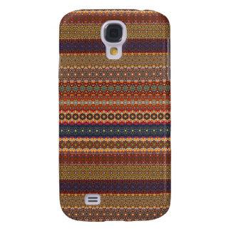 Funda Para Galaxy S4 Modelo azteca tribal del vintage