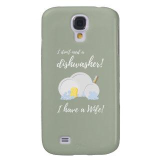 Funda Para Galaxy S4 Mujeres del lavaplatos divertidas