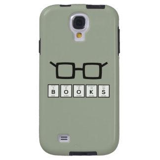 Funda Para Galaxy S4 Reserva los vidrios Zh6zg del empollón del