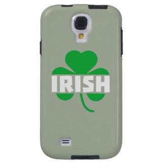 Funda Para Galaxy S4 Trébol irlandés Z2n9r del cloverleaf