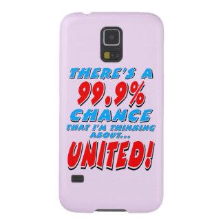 Funda Para Galaxy S5 99,9% UNIDO (negro)