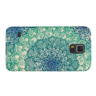 Colorful Flower Samsung Galaxy s5 Case