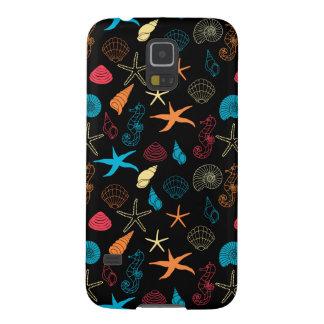 Funda Para Galaxy S5 Criaturas coloridas del mar