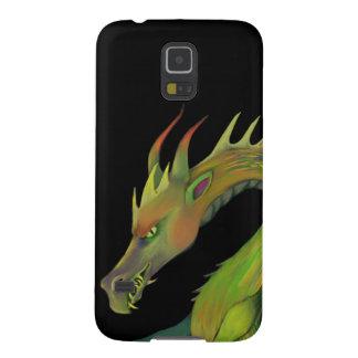 Funda Para Galaxy S5 Dragón
