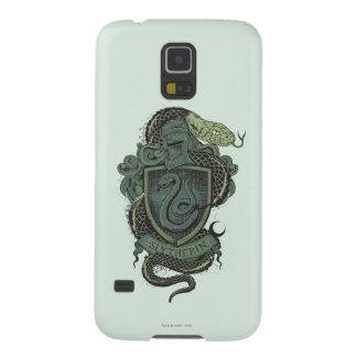 Funda Para Galaxy S5 Escudo de Harry Potter el | Slytherin