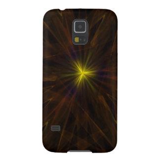 Funda Para Galaxy S5 fractal abstracto