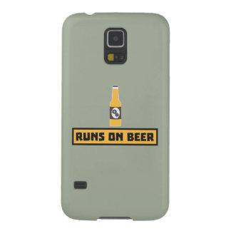 Funda Para Galaxy S5 Funcionamientos en la cerveza Zmk10