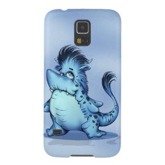 Funda Para Galaxy S5 Galaxia EXTRANJERA AGUDA S5 de Samsung del DIBUJO
