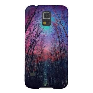 Funda Para Galaxy S5 ¡Galaxia S5, caja de Samsung de la galaxia de