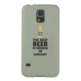 Funda Para Galaxy S5 La mejor cerveza es en mayo Z96o7 elaborado