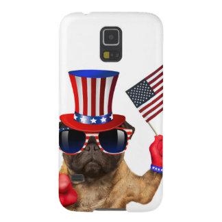 Funda Para Galaxy S5 Le quiero, barro amasado, perro del tío Sam,