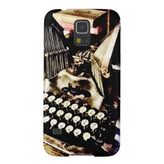 Funda Para Galaxy S5 Máquina de escribir antigua Oliverio #9