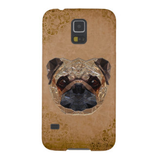 Funda Para Galaxy S5 Mosaico del perro