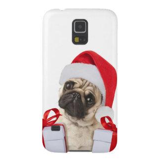 Funda Para Galaxy S5 Regalos del barro amasado - perro Claus - barros