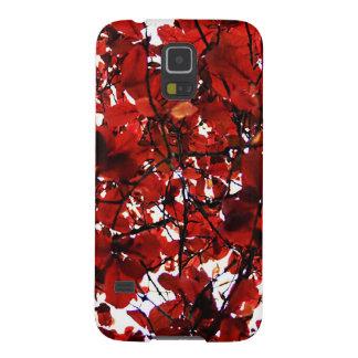 Funda Para Galaxy S5 Sólido antiguo abstracto Shin del arte de la moda