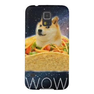 Funda Para Galaxy S5 Taco del dux - dux perro-lindo del dux-shibe-dux