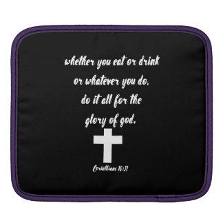 Funda Para iPad 10:31 de los Corinthians