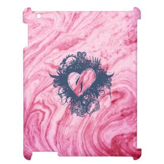 Funda Para iPad 2, 3, 4 hermoso elegante del modelo de mármol rosado de la